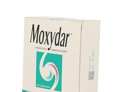 Moxydar, comprimé pour suspension buvable, boîte de 30