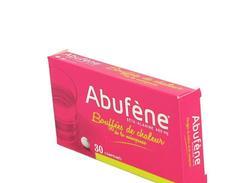 Abufene 400 mg, comprimé, boîte de 30