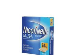 Nicotinell tts 14 mg/24 h, dispositif transdermique, boîte de 7
