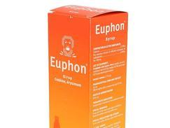 Euphon, sirop, boîte de 1 flacon de 300 ml