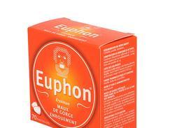 Euphon, pastille, boîte de 70