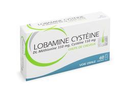 Lobamine cysteine, gélule, boîte de 6 plaquettes thermoformées de 10