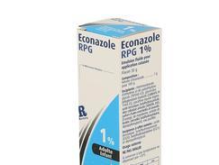 Econazole rpg 1 pour cent, émulsion fluide pour application cutanée, flacon de 30 g