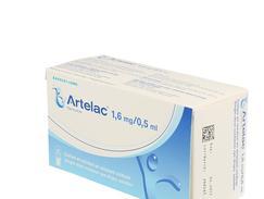 Artelac 1,6 mg/0,5 ml collyre boîte de 60 récipients unidoses de ½ ml