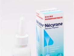 Necyrane, solution pour pulvérisation nasale, flacon pressurisé de 10 ml
