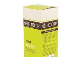 Neo-codion adultes, sirop, flacon de 180 ml