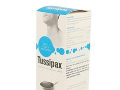Tussipax sirop flacon (+ cuillère-mesure) de 200 ml