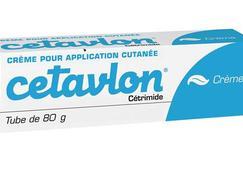 Cetavlon, crème, boîte de 1 tube de 80 g