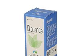 Biocarde, solution buvable, flacon compte-gouttes de 30 ml