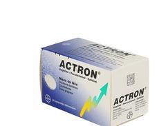 Actron, comprimé effervescent, boîte de 10 films thermosoudés de 2