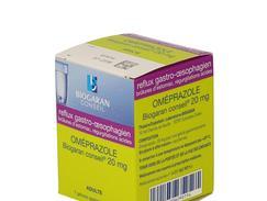Omeprazole biogaran conseil 20 mg, gélule gastro-résistante, boîte de 7