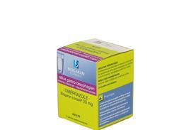Omeprazole biogaran conseil 20 mg, gélule gastro-résistante, boîte de 14