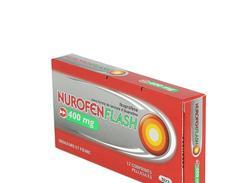 Nurofenflash 400 mg, comprimé pelliculé, boîte de 12