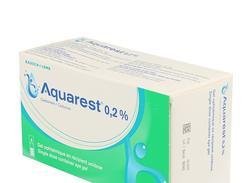Aquarest 0,2 % gel opthalmique boîte de 60 récipients unidoses de 0,60 g