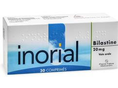 Inorial 20 mg, comprimé, boîte de 3 plaquettes de 10