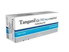 Tanganil gé 500 mg comprimé boîte de 30