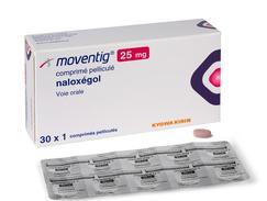Moventig 25 mg, comprimé pelliculé, boîte de 30 plaquettes unitaires de 1