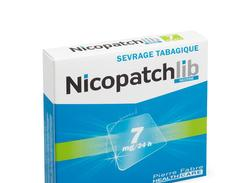 Nicopatchlib 7 mg/24 heures, dispositif transdermique, boîte de 7