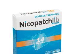 Nicopatchlib 14 mg/24 heures, dispositif transdermique, boîte de 7