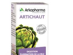 ArkogÉlules artichaut - gélule d'artichaut.  - bt 45