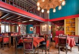 Restaurant Quedubon Menu