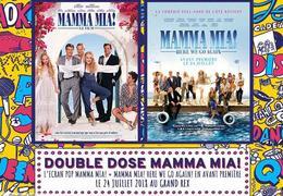 Double dose de Mamma Mia! au Grand Rex