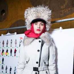 Backstage défilé Moncler Grenoble automne-hiver 2016-2017, New York -  Coulisses 5 38926d4ac2a
