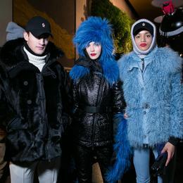 Backstage défilé Moncler Grenoble automne-hiver 2016-2017, New York -  Coulisses 8 0b02720a178