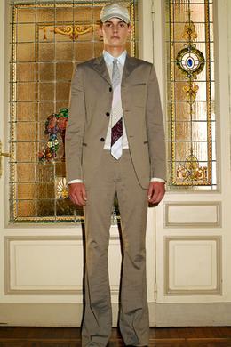 ac573f1cf782 Défilé Miu Miu Printemps-été 2008 Homme - Madame Figaro