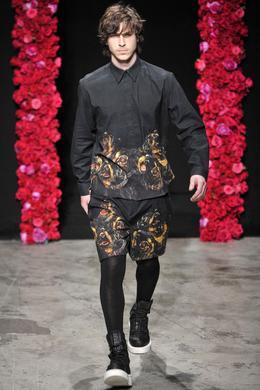 Défilé Givenchy Automne-hiver 2011-2012 Homme - Madame Figaro b4c6dff8d3b