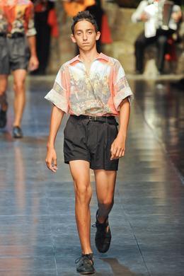 f1ab160586d3 Défilé Dolce   Gabbana Printemps-été 2013 Homme - Madame Figaro