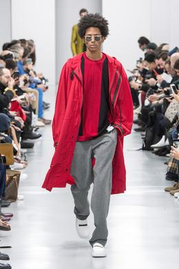 Défilé Issey Miyake Men automne-hiver 2018-2019 Homme - Madame Figaro 078ae90e3cb5