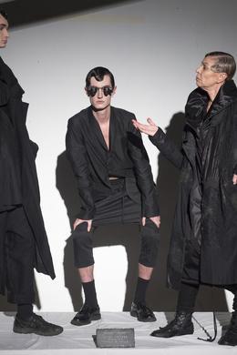 Défilé Sandrine Philippe automne-hiver 2018-2019 Homme - Madame Figaro aab58b664022