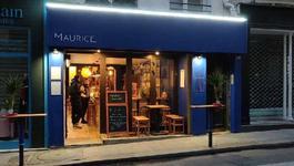 Maurice, cave à manger des Grands Boulevards