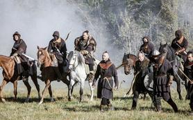 Révoltes barbares
