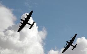 Lancaster : le vol des 2 derniers géants