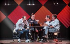 Festival du rire de Liège : carte blanche aux Chevaliers du Fiel