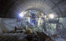 Tunnel du Gothard : géant sous les Alpes