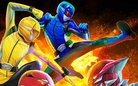 Power Rangers : Beast Morphers