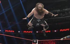 WWE Raw à Lexington