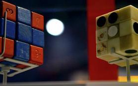 La grande aventure du Rubik's cube