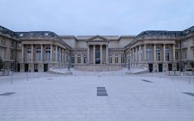 1940-1944 : les années noires du palais Bourbon