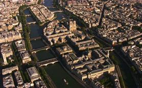 L'île de la Cité, le coeur de Paris