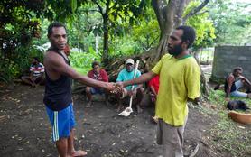 Vanuatu, troc, coutumes et dents de cochon