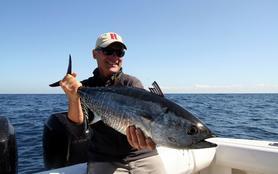 Pays Basque : la pêche du thon au leurre
