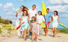 Vacances des familles nombreuses : un défi XXL