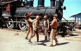Les voleurs de train