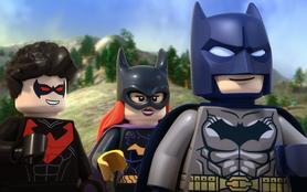 La Ligue des justiciers : Gotham Breakout