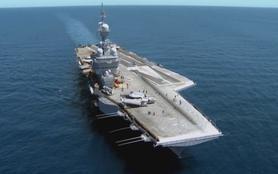 Charles-de-Gaulle, le porte-avions du futur