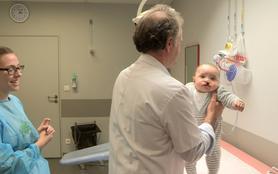Chirurgie pour enfants : les opérations miracles
